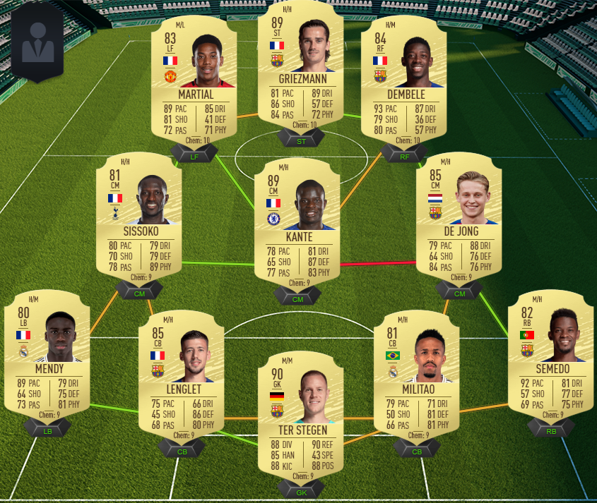 fifa 20 how many red cards can you get in fut
