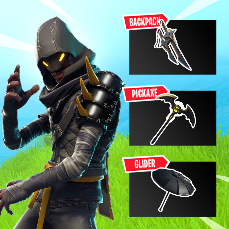cloaked star fortnite outfit combo